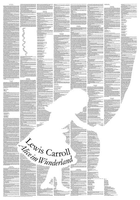 Wandroman: Lewis Carroll - Alice im Wunderland, DuMont Verlag