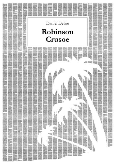 Wandroman: Daniel Defoe - Robinson Crusoe, DuMont Verlag