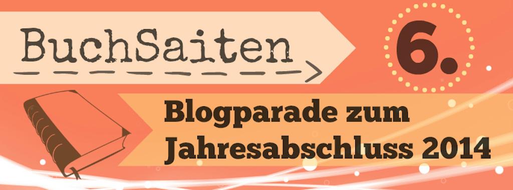 Buchsaiten Blogparade No. 6