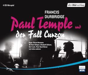 Francis Durbridge - Paul Temple und der Fall Curzon
