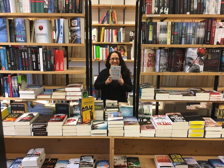 Anya Peter bei der SaxNight in Frauenfeld; Foto: Bettina Schnerr