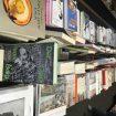 Saxnight im Bücherladen Marianne Sax; Foto: Bettina Schnerr