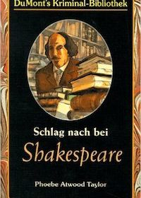 Phoebe Atwood Taylor - Schlag nach bei Shakespeare