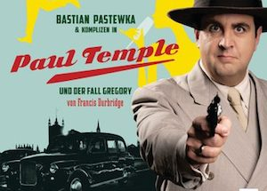 Francis Durbridge - Paul Temple und der Fall Gregory