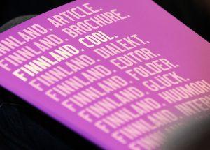 Header: Finnland, Gastland der Buchmesse Frankfurt 2014; Foto: Holger Menzel