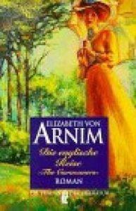 Cover: Elizabeth von Arnim - Die englische Reise.
