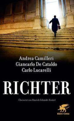 Andrea Camilleri, Giancarlo De Cataldo, Carlo Lucarelli - Richter