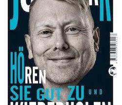 Jón Gnarr - Hören Sie gut zu und wiederholen Sie!!!