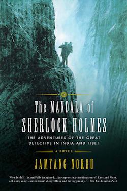 Cover: Jamyang Norbu - The Mandala of Sherlock Holmes