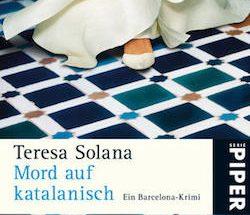 Teresa Solana - Mord auf katalanisch