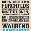 Francis Nenik, Buchtitel in voller Länge: Ach, bald crashen die Entrechteten furchtlos gemeingefährliche, hoheitliche Institutionen, jagen kriegserfahrene Leutnants mit Nachtsichtgeräten oder parlieren querbeet Russisch, Swahili, Türkisch und Vietnamesisch, während Xanthippe Yamswurzeln züchtet