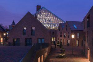 Bibliothek Boekenberg Spijkenisse, Niederlande. Architekten: MVRDV, Rotterdam; Foto: Daria Scagliola