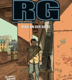 Pierre Dragon, Frederik Peeters - RG, Verdeckter Einsatz in Paris: Riad an der Seine