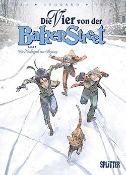 Die Vier von der Bakerstreet: Die Nachtigall von Stepney