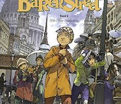 Die Vier von der Baker Street: Die Akte Raboukin