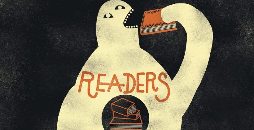Readers Digest; Ausschnitt aus dem gleichnamigen Wallpaper von Chris Corsi auf Poolga