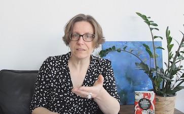"""Screenshot aus dem Videoportrait des Romans """"Die Ladenhüterin"""" von Sayaka Murata für die Serie #literarisches Solo bei thurgaukultur.ch"""