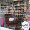 Schaufenster vom Bücherladen Appenzell; Foto: Bettina Schnerr