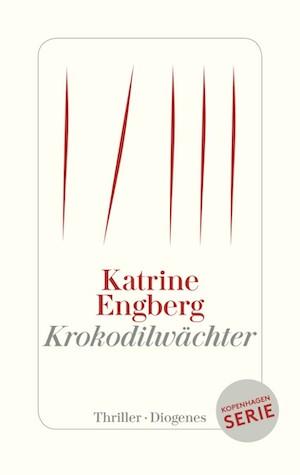 Katrine Engberg - Krokodilwächter | Buchvorstellung & Rezension