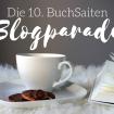 Die 10. BuchSaiten Blogparade: Jahresrückblick 2018. Foto: Petra Lux