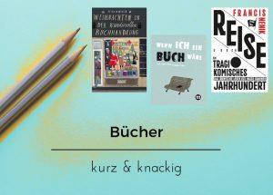 Bücher kurz & knackig, Episode VII