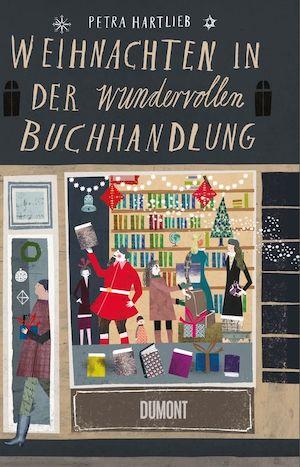 Petra Hartlieb - Weihnachten in der wundervollen Buchhandlung