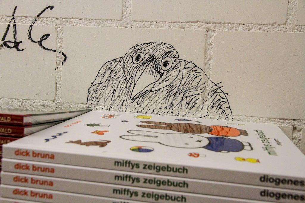 Diogenes Verlag / Keller: Die Zeichnung eines Vogels