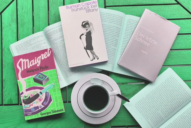 """Titelbild zu """"Kurze Bücher für den Nachmittag"""". Foto: Bettina Schnerr"""