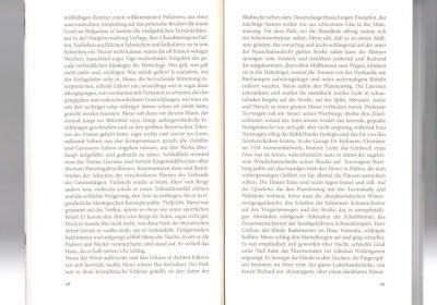 Uwe Tellkamp - Der Turm / Scan der Seiten 98 und 99