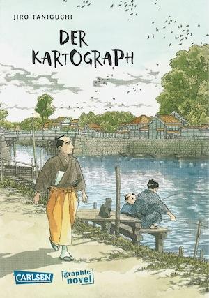 Jiro Taniguchi - Der Kartograph