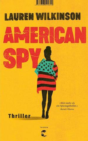 Lauren Wilkinson - American Spy