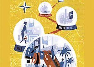 Rinny Gremaud - Verkaufte Welt. Eine Reise zu den fünf Tempeln des Megakonsums (Edmonton, Peking, Kuala Lumpur, Dubai, Casablanca) - eine Art Mall-Tourismus.
