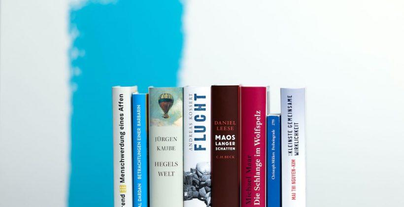 Deutscher Sachbuchpreis 2021: Die acht Nominierten stehen fest. Foto: vntr media